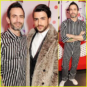 Marc Jacobs: Diet Coke Launch Party with Harry Louis!