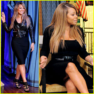 Mariah Carey American Idol Outfits