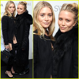 Mary-Kate & Ashley Olsen: CFDA Award Nominations 2013!