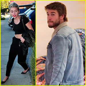 Miley Cyrus & Liam Hemsworth Are 'Totally Together' Still