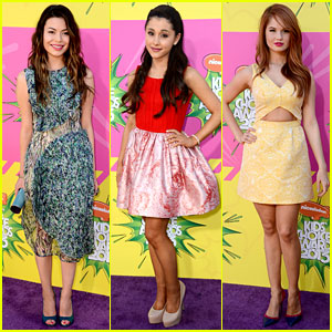 Bella Thorne And Zendaya 2013