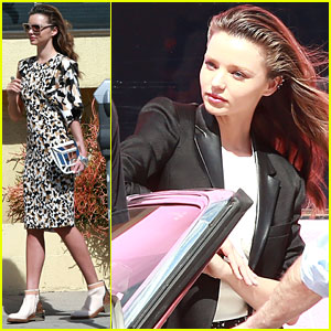Miranda Kerr: West Hollywood Photoshoot!