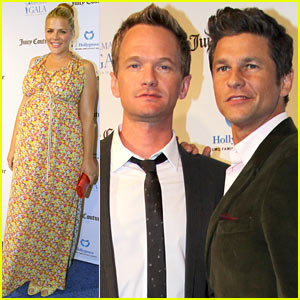 Neil Patrick Harris & Busy Philipps: Norma Jean Gala!