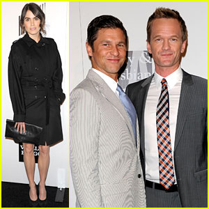 Neil Patrick Harris: L.A. Gay & Lesbian Center Icon Awards!