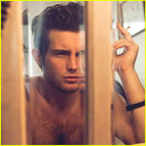 Nico Tortorella: Shirtless 'Treats!' Magazine Feature!