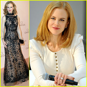 Nicole Kidman: Omega Press Junket & Gala