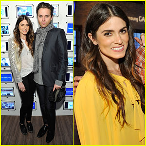 Nikki Reed & Thomas Dekker: 'Snap' Dinner at SXSW!
