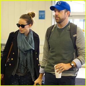 Olivia Wilde & Jason Sudeikis: JFK Couple!