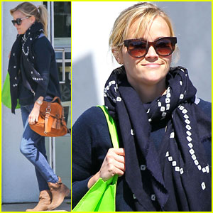 Reese Witherspoon: Sunday Shopping Spree