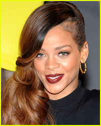 Rihanna Bares Thong in Racy New Pic