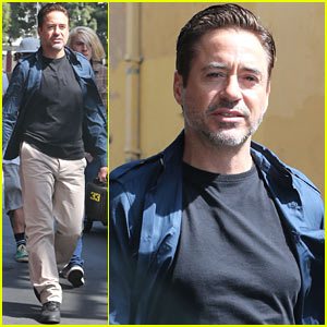 Robert Downey, Jr.: 'Iron Man 3' Television Spot!