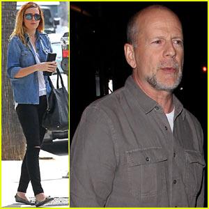 Rumer Willis: Dad Bruce Willis' 58th Birthday Celebration!