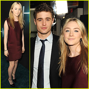 Saoirse Ronan & Max Irons: 'The Host' Hollywood Premiere!
