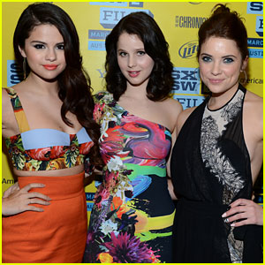 Selena Gomez & Ashley Benson: 'Spring Breakers' SXSW Premiere