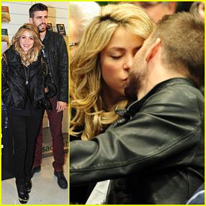 Shakira & Gerard Pique: 'Fantasme' Book Launch!