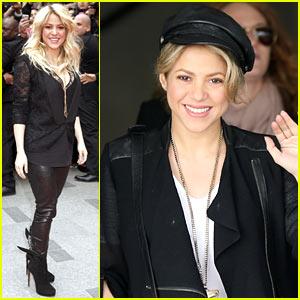 Shakira: 'S by Shakira' Perfume Launch!