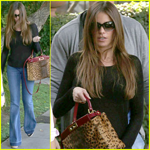 Sofia Vergara: Il Cielo Lunch with Friends!