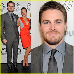 Stephen Amell: 'Arrow' PaleyFest Event!