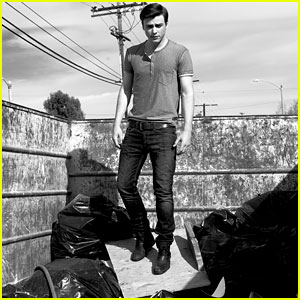 Sterling Beaumon Photo Shoot - JustJared.com Exclusive!