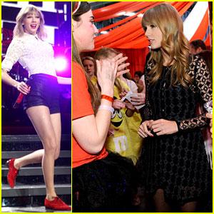 Taylor Swift: Club Red Fan Meet & Greet in Newark!