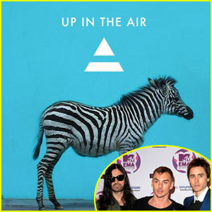 Thirty Seconds to Mars' 'Up in the Air' - Listen Now!