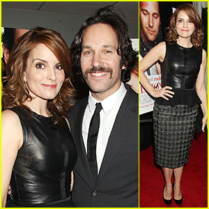Tina Fey & Paul Rudd: 'Admission' New York Premiere!
