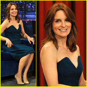 Tina Fey: 'This Is Where I Leave You' with Jason Bateman!