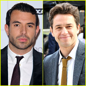 Tom Cullen & Julian Ovenden: 'Downton Abbey' Leading Men!