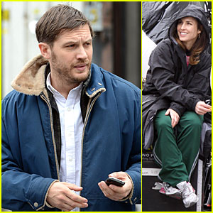 Tom Hardy & Noomi Rapace: Joel Kinnaman Joins 'Child 44'!
