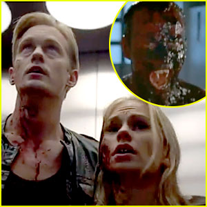 Stephen Moyer: 'True Blood' Season 6 Teaser - Watch Now!
