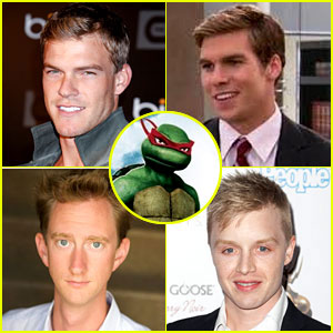 'Teenage Mutant Ninja Turtles' Casting Announced!
