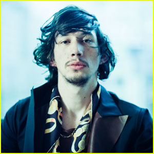 Adam Driver: 'Flaunt' Magazine Feature!