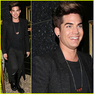Adam Lambert: Retweet Me for the Trevor Project!