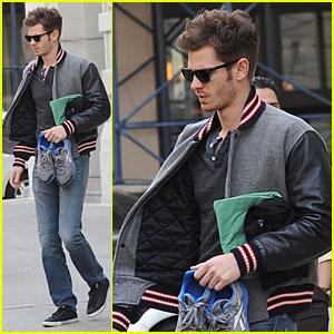 Andrew Garfield: Emma Stone Will Host EIF Revlon Run/Walk for Women!