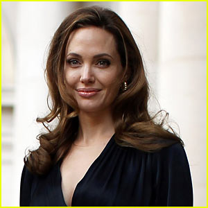 Angelina Jolie Opens All-Girls School in Afghanistan, Designs Jewelry to Fund Other Schools