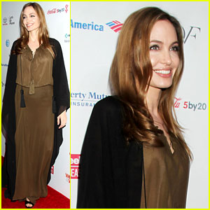 Angelina Jolie: Women in the World Gala at Lincoln Center!