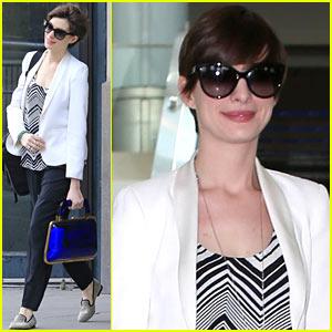 Anne Hathaway: Christopher Nolan's 'Interstellar' Star?