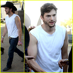 Ashton Kutcher Involved in Violent Fight at Stagecoach Festival