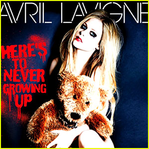 Avril Lavigne: 'Here's To Never Growing Up' - LISTEN NOW!