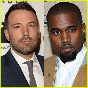 Ben Affleck: 'SNL' Host on May 18 with Musical Guest Kanye West
