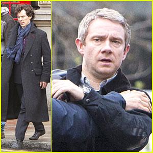 Benedict Cumberbatch: New 'Star Trek Into The Darkness' Character Poster!