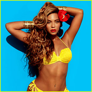 Beyonce: Bikini Photos for H&M Print Campaign!