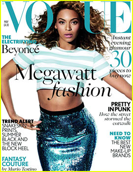 Beyonce to 'British Vogue': 'I'm A Modern Day Feminist'