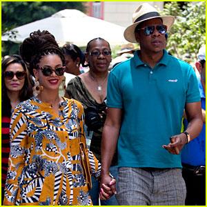 Beyonce & Jay-Z Celebrate Fifth Anniversay in Havana!