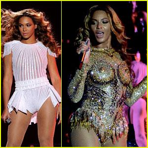 Beyonce: 'Mrs. Carter World Tour' First Show Pics & Videos!