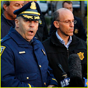 Boston Bombings: One Suspect Killed, Another at Large - Celebrities React