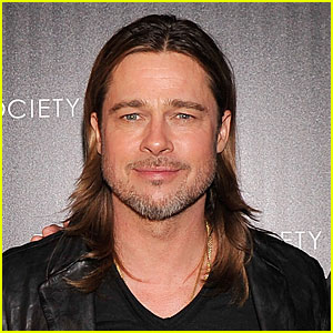 Brad Pitt: MTV Movie Awards Presenter!