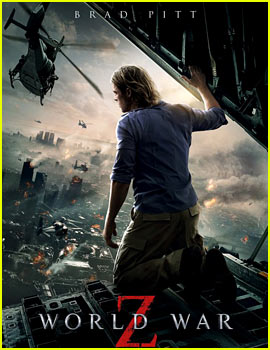 Brad Pitt: New 'World War Z' Poster