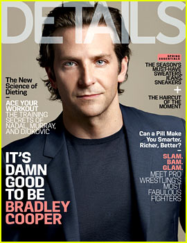 Bradley Cooper: I Want To Be A Father One Day!