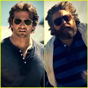 Bradley Cooper: New 'Hangover III' Trailer & Posters!